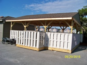 2015 Picnic Shelter Grand Opening